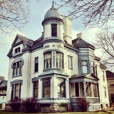 the cappon house in holland mi dutch immigrant architect jan r kleyn designed this italianate. Black Bedroom Furniture Sets. Home Design Ideas