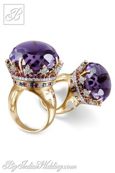 Farah Khan exquisite ring collection