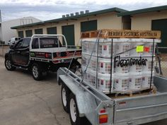 Flexirender by the pallet! We deliver to you anywhere any time!