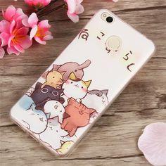 Case For Xiaomi Redmi 4X Cover 3D Cute Landscape Soft TPU Cover For Xiaomi Redmi 4X Pro Case Silicone Redmi 4 X Phone Cases