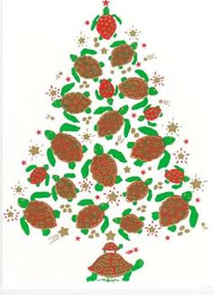 Deck The Halls With.....Turtles ?
