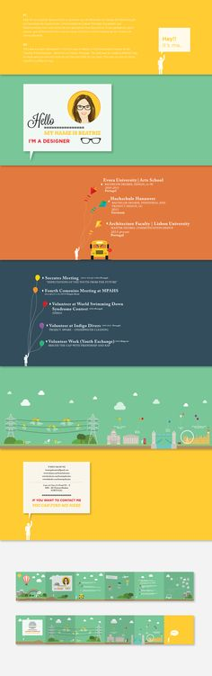 That's ME | Infographic on Behance