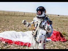Baumgartner reached an estimated speed of 1,357.6 km/h or 843.6 mph(Mach 1.25) jumping from the stratosphere, which when certified will make him the first man to break the speed of sound in freefall and set several other records while delivering valuable data for future space exploration.    Watch the Highlight Clip: http://www.youtube.com/watch?v...  (C1, Wk 20)