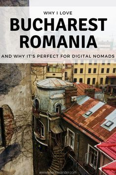 Why Bucharest is the perfect city for digital nomads Europe Travel Tips, European Travel, Travel Destinations, Travel Advice, Travel Guides, Romania Travel, Bucharest Romania, Slow Travel, Travel Couple