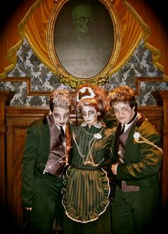 Haunted Mansion - Magic Kingdom, Not-So-Scary Halloween Party 2011