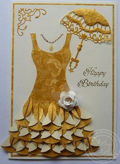 Dahlia Fold Dress 2