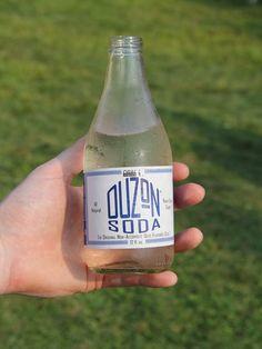 #Ouzon Greek Soda