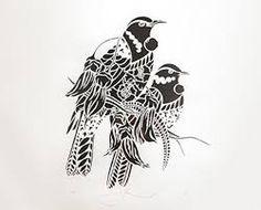 new zealand bird stencil Bird Stencil, New Zealand, Screen Printing, Stencils, Street Art, Darth Vader, Birds, Fictional Characters, Animals