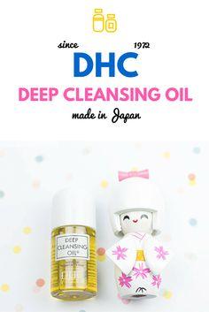 DHC   skincare   Asian skincare   skincare product reviews