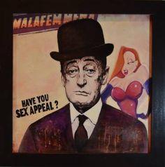 Malafemmena..Have you sex appeal?