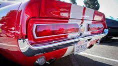 Mustangs and More at Fabulous Fords Forever [Gallery] 1967 Shelby Gt500, First Mustang, California Dreamin', Tail Light, Custom Cars, Ford, Mustangs, Gallery, Muscle Cars