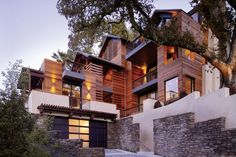 It Takes a Village   California Home + Design  Exterior color