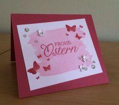 Meine Osterkarte 2015 / my easter card 2015