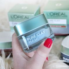 L'Oreal Pure Clay Mask