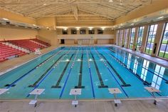 gorgeous natatorium indoor olympic size pool open to the public located close to lake cumberland