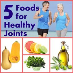 5 Foods for Healthy Joints