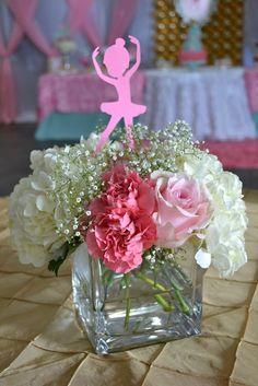 Partylicious: {Ballerina Carousel Birthday}