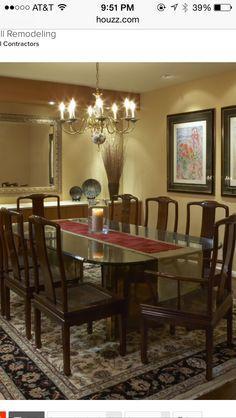 dining room wallpaper | Dining room wallpaper and Room wallpaper
