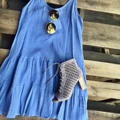 Love this look for Summer! Anything Babydoll is a must for a cute summer outfit!