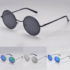 Women Brand Designer Vintage Sun Glasses Retro Round Sunglasses Women Sport Eyeglasses 4558
