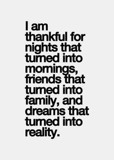 Grateful to have wonderful people in my life!
