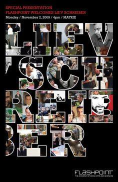 Writer/director/actor Liev Schreiber visits TFA