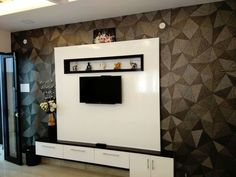 Tv unit design for Living room and bedroom Tv Unit Furniture Design, Tv Unit Interior Design, Tv Wall Design, Tv Furniture, Vintage Furniture, Modern Tv Unit Designs, Modern Tv Wall Units, Living Room Tv Unit Designs, Lcd Panel Design