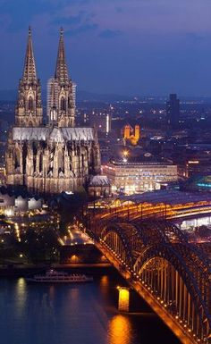 Cologne, Germany , from Iryna