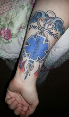 For all my paramedic friends d398995c5a4b