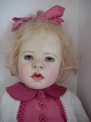 Ella Haas - Cloth Doll