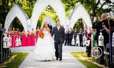 Beautiful wedding at the Higdon House Inn & Gardens by Christopher Brock Photography  www.chrisbrock.org