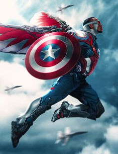 Why did Captain America make the choice of giving the shield to Sam Wilson and not Bucky Barnes, Avengers: Endgame director Joe Russo answers the question: Why Bucky Was Not Given The shield In Avengers: Endgame? Marvel Dc Comics, Marvel Avengers, Ms Marvel, Heros Comics, Marvel Memes, Yondu Marvel, Captain Marvel, Captain America, Avengers Humor