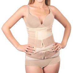 Artist Seyo Heating Postpartum Belly Belt Wrap Post Partum Recovery Waist Back Support Band Upgrade Version