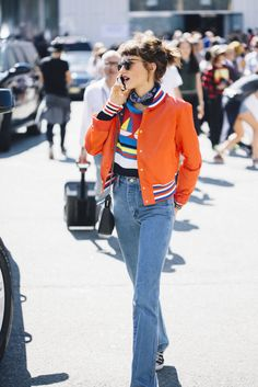 Best Street Style: New York Fashion Week Day 5 | NYLON
