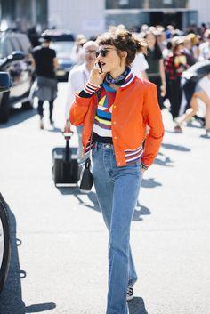 Best Street Style: New York Fashion Week Day 5 | NYLON