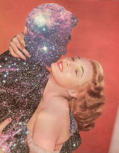 slow dancing with the universe.. Antares and Love #2  by Joe Webb