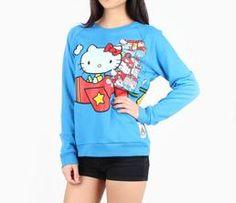 Hello Kitty Con 2014 Sweater: Plane