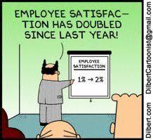 Statistics Humor - Dilbert joke about using odds ratio as a measure of effect size. Dilbert Cartoon, Dilbert Comics, Human Resources Humor, Statistics Humor, Accounting Humor, Office Jokes, Math Jokes, Math Cartoons, Coaching