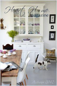 cafe noHut: Bugün Bunu Sevdim - Heart Home Magazine