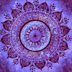 What a beauty all the mandalas you posted. Shanti, Namasté.