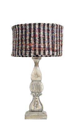 Tweed lamp - Plümo Ltd