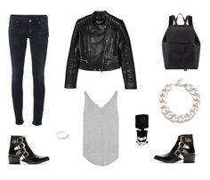 The XY Venture: Rainy Day Leather & Denim