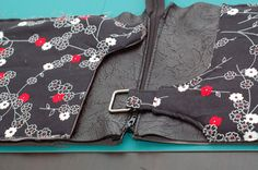 Cross Body Shoulder Bag Tutorial « Sew,Mama,Sew! Blog