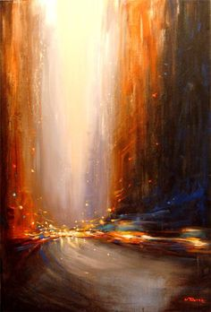 Painting by Van Tame