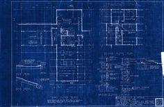 Scraping the 80's off a Mid-Century Saul Zaik: The Original Blueprints