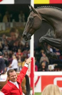 Hickstead Tribute, Spruce Meadows 2012