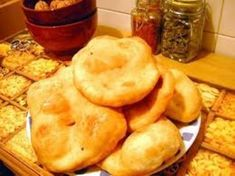 Caribbean Fried Biscuits