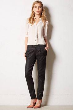 DL1961 Ava Trouser Jeans - anthropologie.com