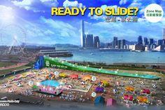 Slide The City Hong Kong去年首次於啟德郵輪碼頭,鬧得全城熱烘烘,今年再次登場,更全面提昇整個滑水及玩樂體驗。除了移師...
