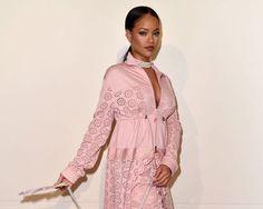 Rihanna Fenty Puma Spring Summer 2017 runway show at Paris Fashion Week